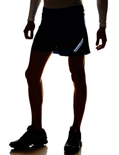 Salomon Herren Agile Shorts Midnight Blue/Union Blue