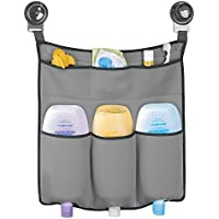 mdesign kinder duschkorb zum hngen die ideale duschablage fr kinder badespielzeug schwmme und - Duschzubehor Zum Hangen
