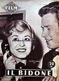 AMOR FILM HEBDO [No 117] du 16/05/1956 - IL BIDONE AVEC GIULIETTA MASINA - BRIGITTE...