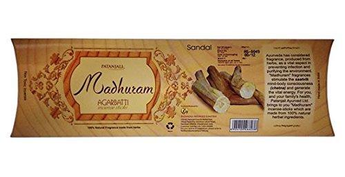 patanjali-madhuram-agarbatti-lot-de-2-chandan-sandal
