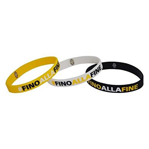 SET 3 BRACCIALI LINEA #FINO ALLA FINE PRODOTTO UFFICIALE