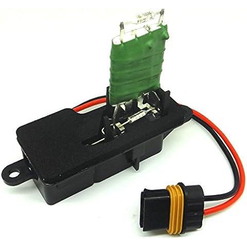 conpus frontal calentador Blower Motor Resistor 12135105para 96–05GMC Safari Chevy Astro Van 19969798992000200102030405chevy Astro 12135105, 89018436,