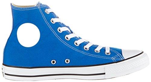 Converse Ctas Hi, Haute Sneakers Homme Bleu (Soar)