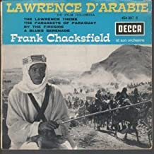 "LAWRENCE D'ARABIE 7 INCH (7"" VINYL 45) FRENCH DECCA 1963"