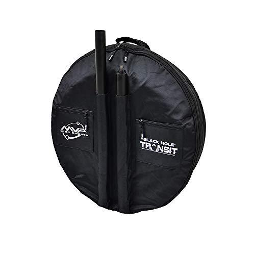 MVP schwarz Loch Pro 24-Chain Tragbare Disc Golf Korb Target & Zubehör, Herren, MVP Black Transit Bag -