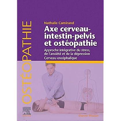 Axe cerveau-intestin-pelvis et ostéopathie: Approche intégrative du stress, de l'anxiété et de la dépression. Cerveau encéphalique
