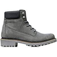 ecc3851c8b Will s Vegan Shoes Men s Dock Boots Grey