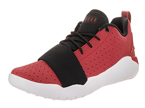 Jordan Men's 23 Breakout, Gym Red/Black/White, 11.5 M US
