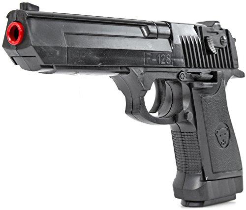 Kostüm Agent Cia - Unbekannt Karnevals-Waffe Polizist Special Agent FBI CIA Cop NYPD Fasching Pistole