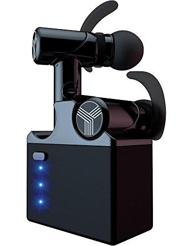 TREBLAB X2 - Revolutionäre Bluetooth In-Ohr Kopfhörer mit Beryllium Lautsprecher, Wahre 3D Sound Qualität, Beste kabellose Ohrhörer Geräuschunterdrückung Sport In-Ohr Kopfhörer Bluetooth Kopfhörer Mic - Apple Bluetooth Headset Review