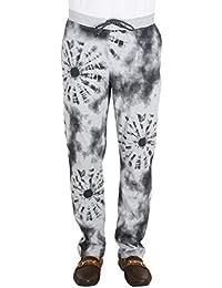 AVR Men's Lower Allover Print Cotton Regular FIT Casual Wear Pyjama,Sleepwear,Trackpant,Bottom Wear And Sports...