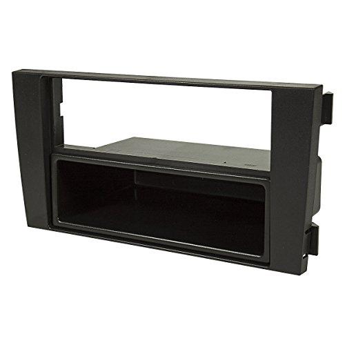 ACV electronic façade d'autoradio pour audi a6 c5 4B modèles symphony noir