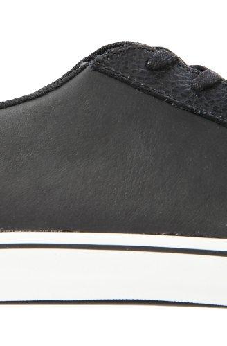 SUPRA Cuttler Low, colore: nero/bianco Nero (nero)