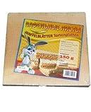 Produkt-Bild: Waffelblätter/Tortenplatten 3er Pack (3 x 150 g) 15 Stück