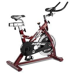 BH Fitness SB1.4 Indoorbike 18kg Schwunggewicht - Zu Hause Wie Draußen Trainieren