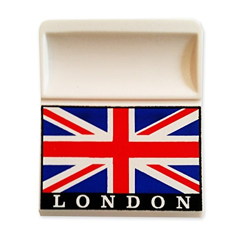 Handlich Collectible Union Jack London Magnetische Clip Souvenir. Souvenir/Speicher/MEMORIA. spezielle, Einzigartige British UK Collectible Magnet Clip. A Wonderful British Heritage Souvenir. Aimant/Magnet/Magnete/ImÁn. (Am Von Girls Den Golden Besten)