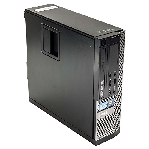 Dell PC Computer Optiplex 790 Desktop Core i5 2400 3,10 GHz Windows 7