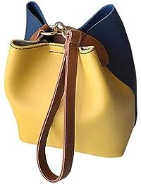 28da48818 bolsos de mujer baratos Sannysis bolsos de mano bolsos de mujer verano  bolsillo ancho del cuero