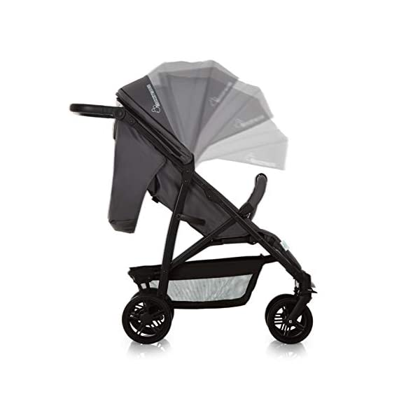 Hauck Rapid 4 X Plus Trio Set, 3-in-1 Travel System from Birth Up To 25 kg, Infant Car Seat Group 0, Carrycot and Buggy, One Hand Fold, Height-Adjustable Push Handle, Lying Position, Mickey Cool Vibes  3 in 1 stroller set. includes pushchair, carry cot and group 0+ car seat. Rapid fold system. the one hand fold system makes this pushchair ideal for shopping trips, and it folds small enough to fit in most car boot Optional isofix base.  the group 0+ car seat is compatible with the hauck comfort fix car seat base. 7