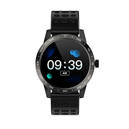 Hunpta@ Smartwatch, wasserdichte Sport Smart Watch Blutdruck Pulsmesser Smart Armband für iOS Android Sport Fitness Kalorien Armband Smartwatches für Herren Damen