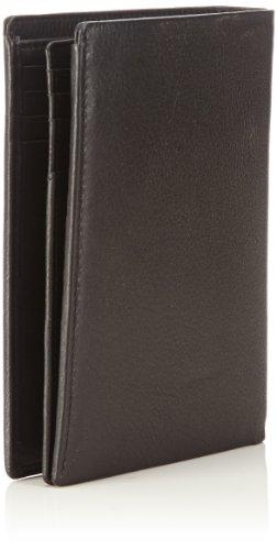 Strellson Carter BillFold V19 4010001191 Herren Geldbörsen 11x15x1 cm (B x H x T), Schwarz (black 900) Schwarz (black 900)