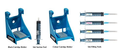 Turbo tool kit for ink filling, cartridge Head Cleaning/Ink Suction for Canon 745/746 Cartridge  available at amazon for Rs.420