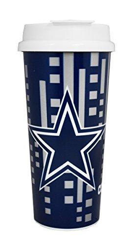 oniert 16oz Reisen Becher, Dallas Cowboys, 16 oz ()