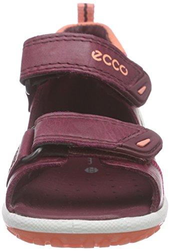 Ecco  ECCO LITE INFANTS SA, Sandales premiers pas mixte bébé Rose - Pink (MORILLO/CORAL59444)