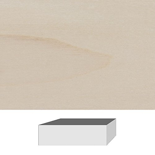 Lindenholzblöcke, 1. Qualität, 300 x 130 x 90 mm