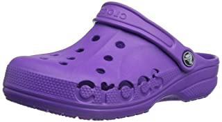 Crocs Baya - Zuecos de caucho Unisex, Morado (Neon Purple), 41-42 (B00DT0BH4G) | Amazon price tracker / tracking, Amazon price history charts, Amazon price watches, Amazon price drop alerts