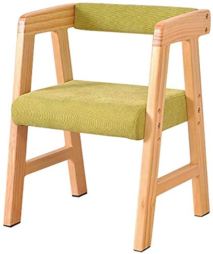PMTBHHolz kindersessellift, Sofa Bank kleine Bank Kindergarten Baby Stuhl Stuhl arbeitsstuhl (Farbe: # 3)