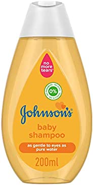 JOHNSON'S Baby Wash, Shampoo, 200ml