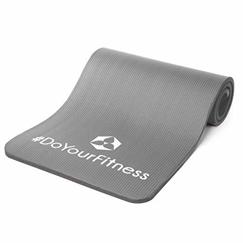 Esterilla ideal para pilates, gimnasia, entrenamiento doméstico y yog