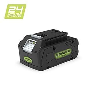 Greenworks 24V Lithium-Ionen Akku 4Ah (ohne Ladegerät) - 2902807