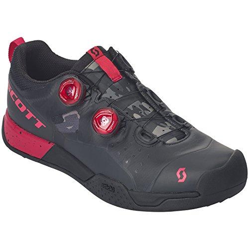 Scott MTB AR Boa Clip Damen Fahrrad Schuhe schwarz/pink 2018: Größe: 39 - Bike-schuhe Und-clips