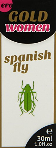 ero by HOT Spanish Fly - Gold Damen, 30 ml -