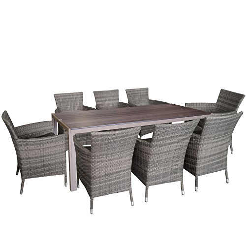 wohaga-esszimmertisch-esstisch-gartentisch-aluminiumgestell-mit-niveauausgleich-polywood-tischplatte-in-der-farbe-champagner-205x90x74cm-gartenmoebel-esszimmermoebel-3