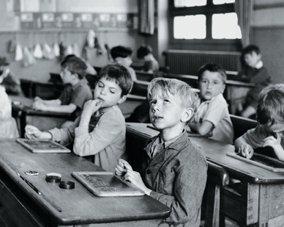 nuove-imagesaffiche-24-x-30-cm-l-informazione-scolastico-1956-scholastic-informazione-1956-schulinfo