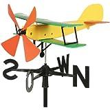 Schumm avion - molinete, 55 x 47 x 33 cm, amarillo