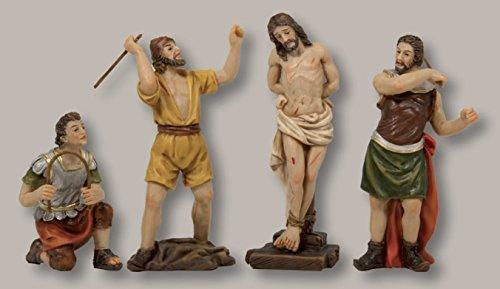 Figuras de la pasión: geisselung para aprox. 5cm figuras