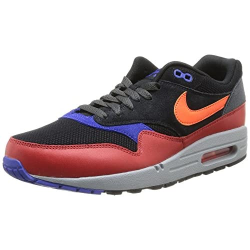 41xShmpw3eL. SS500  - Nike Unisex Adults' Air Max 1 Essential Trainers