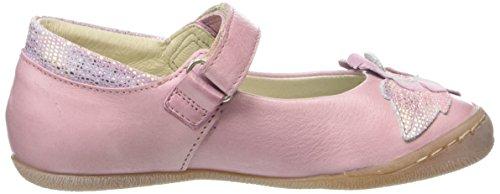 Froddo Froddo Girls Mary Jane Sandal Mädchen Mary Jane Halbschuhe Pink (Pink)
