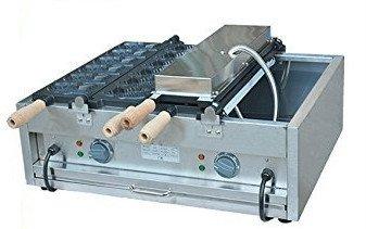 kommerziellen Japanische Fisch-Form Waffle, die sich Maschine Taiyaki Baker Mini Haushalt Donut Maker Eisen - 110V