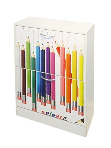 Kit Closet 4010140003 - Zapatero, diseño lapiceros