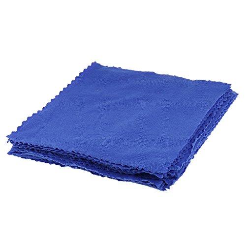 MagiDeal-300-Millimetri-300mm-Morbida-Microfibra-Di-Depurazione-Delle-Acque-Di-Lavaggio-Superassorbente-Stoffa-Blu