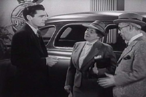 Chevrolet Automobile Selling: Hired (1940)
