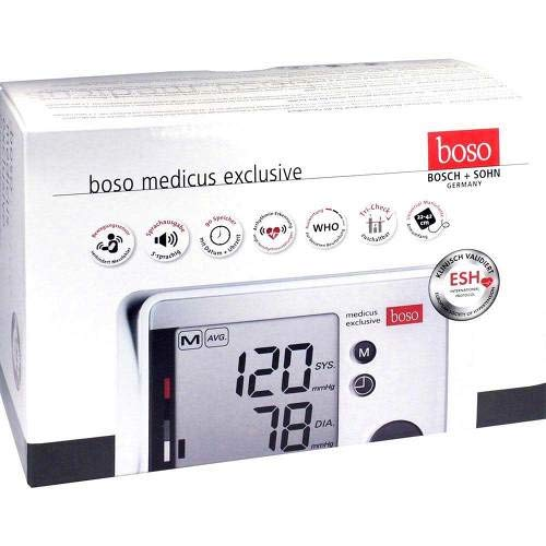 Boso medicus exclusive vo 1 stk