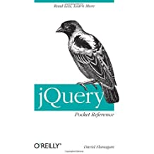 jQuery Pocket Reference by David Flanagan (7-Jan-2011) Paperback