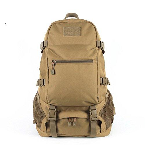 Sincere® Forfait / ventilateurs Sacs à dos / Armée Portable / Ultralight de camping randonnée sac à dos / escalade en plein air sac jaune 35L