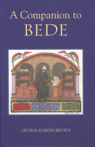 A Companion to Bede (Anglo-Saxon Studies) by George Hardin Brown (2009-11-19)